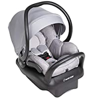 Rear-facing infant car seat 4-30 pounds and up to 32 inches with an adjustable, stay-in-car base with anti-rebound protection, and stroller compatibility Air Protect Superior Side Impact Protection and reversible Cozi-Dozi infant insert support for s...