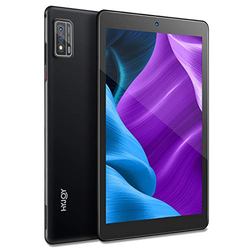 Tablet in offerta 9 pollici Android 10, 2GB RAM 32GB ROM Processore Quad Core 1.6 GHz Tablet (Tablet, black)