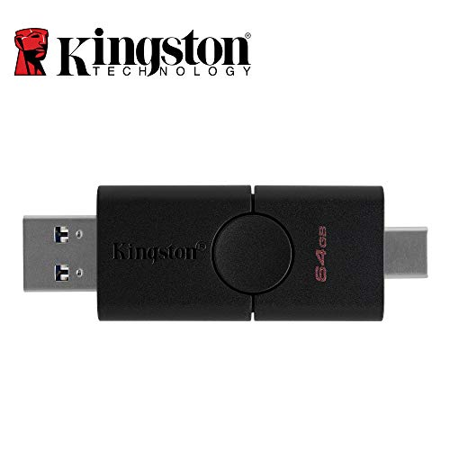 Kingston DataTraveler Duo DTDE/64GB PenDrive 64 GB...
