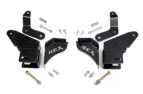 Rough Country Control Arm Drop/Relocation Kit (fits) 1984-2001 Jeep Cherokee XJ | 4' + Lift | 1627