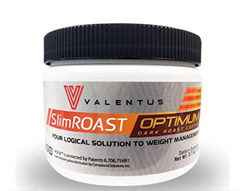 Método Valentus PLAN de 30 Días - CAFE Slim Roast Optimum