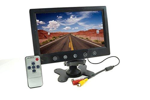 tempo di saldi Monitor LCD 10.1 Pollici Auto Pulsanti Touch 2 Ingressi AV Per Videosorveglianza