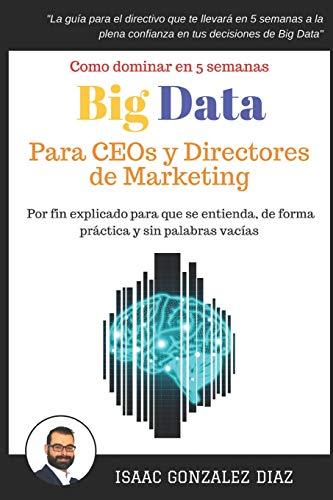Big Data para CEOs y Directores de Marketing: Como dominar Big Data Analytics en 5 semanas para dire