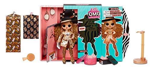 Image 1 - LOL Surprise Poupées mannequins collectionnables pour filles – Avec 20 surprises et accessoires - Da Boss - OMG Series 3