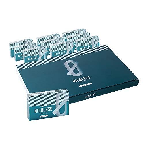 NICOLESS(ニコレス) メンソール 1カートン (10箱入り)