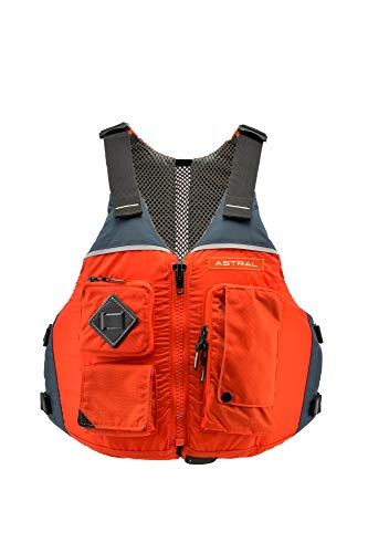 Astral Ronny Life Jacket PFD for Recreation, Fishing, and Touring Kayaking