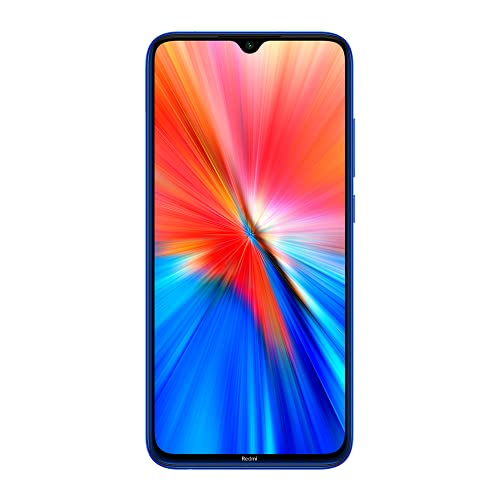 "Xiaomi Redmi Note 8 2021 4GB RAM + 64GB ROM 6.3"" FHD+ Dot Drop Display Smartphone MediaTek Helio G85 Octa-Core Processor (Azul, 4+64)"