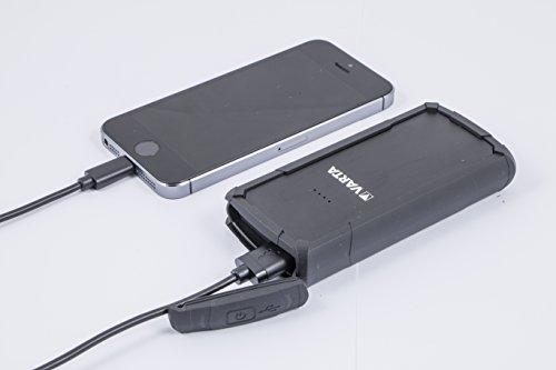 Product Image 1: Varta Powerpack Caricatore, 2000 mAh, 1 Porta USB 1.0A, Indicatore LED, Nero