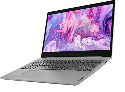 "2020 Newest Lenovo Ideapad 3 15 Laptop Computer/ 15.6"" FHD/ 10th Gen Intel Core i3-1005G1 Beat i5-7200U/ 8GB DDR4/ 256GB PCIe SSD/ Work from Home/ Windows 10/ AC WiFi/ iPuzzle External DVD Drive"