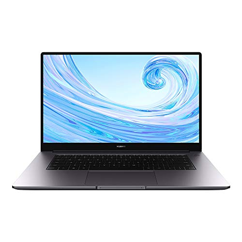 HUAWEI MateBook D 15.6' Laptop, Processore AMD Ryzen 7, 8 GB RAM, 512 GB SSD, Schermo Full View...