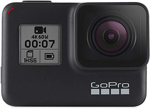 GoPro Hero7 Black — Waterproof Action Camera with Touch...