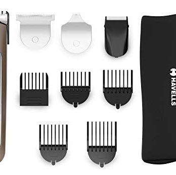 Havells GS6451 4-in-1 Grooming Kit (Brown)