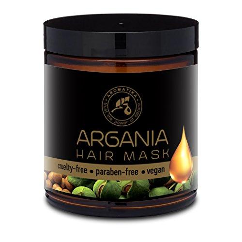 Mascarilla Capilar de Argán de 250ml - con Aceite Natural d