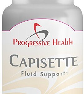 Capisette Fluid Support: Natural Diuretic (Water Pills) for Edema, Lymphedema, and Water Retention - Helps Reduce Swelling in Feet, Ankles, and Legs - Includes Potassium, Horse Chestnut, Hawthorne berry, and Dandelion Root - Dietary Supplement (60 capsules) 6 - My Weight Loss Today
