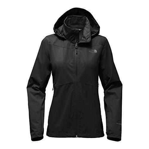 The North Face Women's Resolve Plus Jacket, TNF Black, 1X