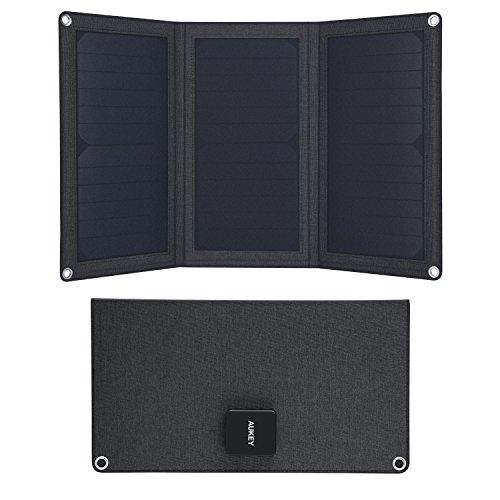 AUKEY Caricabatteria Solare 21W