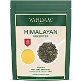 Vahdam: Hojas de té verde del Himalaya 100% natural y orgánico
