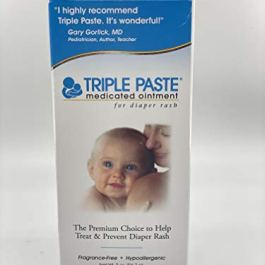 Triple Paste Diaper Rash Ointment – 2oz