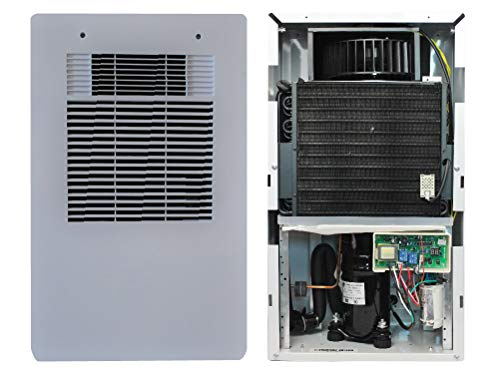 Innovative Dehumidifier Systems IW25 In Wall Mounted Dehumidifier removes 25 PPD for 1500 sq ft
