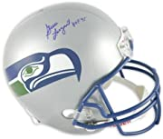 100% Certified Authentic and Backed by our Sports Memorabilia Authenticity Guarantee Comes with a Certificate of Authenticity from Fanatics Authentic Category; Autographed NFL Helmets