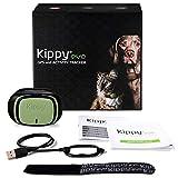 KIPPY - Evo - Le Nouveau Collier GPS avec Suivi d'Activité pour Chiens et...