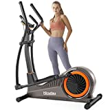 NICEDAY Elliptical Machine, Cross Trainer with Hyper-Quiet Magnetic Driving System, 16 Resistance...
