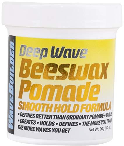 WaveBuilder Deep Wave Beeswax Pomade | Defines...