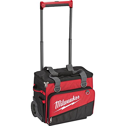 MILWAUKEE ELEC TOOL 48-22-8221 18' Jobsite Rolling Bag