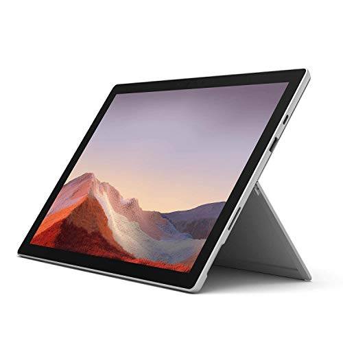 Microsoft Surface Pro 7, Core i7, RAM 16 GB, SSD 512 GB, Platinum