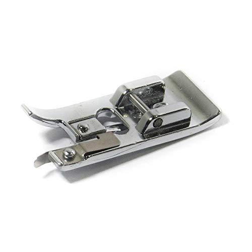 La Canilla ® - Pied de Biche Surjeteuse Overlock pour Machine à Coudre Système Snap-On pour Singer, Janome, brother, Toyota Elna.