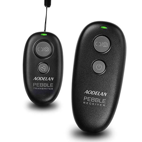 Camera Remote Wireless Shutter Release for Canon EOS RP, Rebel...