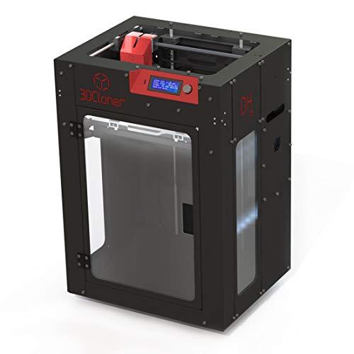 Impressora 3D DH G3 / display LCD / 320x210x420mm - 3DCLONER