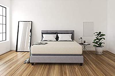 """MEMORY FOAM MATTRESS: For sound sleep you've always dreamed of. This body contouring memory foam mattress delivers amazing support, pressure relief and comfort 12"""" PROFILE: Designed with layers of memory foam for support and pressure relief, all with..."""