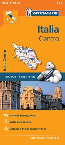 Mapa Regional Italia Centro (Carte regionali)
