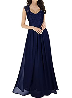 Suit for Evening Party, Wedding and Formal Party Deep-V Neck,Sleeveless Sexy See Though Back Designing,Long Style Dress If the zipper doesn't work smoothly, please put some wax or soap there. Hand wash Only And In Low Temperature, Please Don't Ironin...