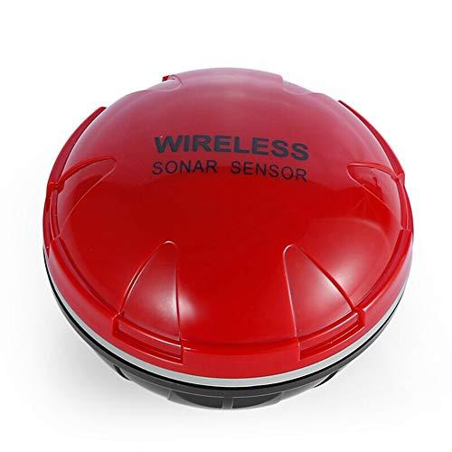 WBHZ Rilevatori di profondit, Ecoscandagli, App Bluetooth per Ecoscandaglio per Cellulari Wireless, Supporto per Sistemi iOS O Android,Verde