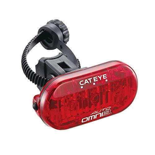 キャットアイ(CAT EYE) テールライト OMNI3 AUTO TL-AU135-R 36mm x 75mm x 21.9mm