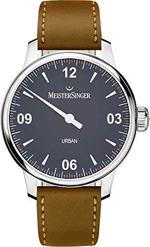 MeisterSinger Urban UR908 Einzeiger Automatikuhr