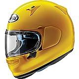 Arai Regent-X Adult Street Motorcycle Helmet - Code Yellow/Large