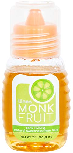 LLINEA MONK FRUIT SYRUP - 6 Drops = 1 Tsp of Sugar
