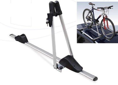 MENABO Asso Bicicletta Portapacchi in Alluminio chiudibile