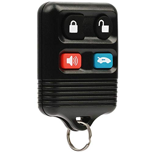 Key Fob Keyless Entry Remote fits Ford, Lincoln, Mercury, Mazda Mustang Explorer Escape Focus Fusion Taurus