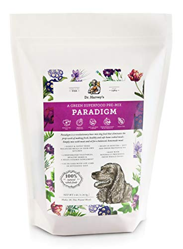 Dr. Harvey's Paradigm Green Superfood Dog Food,...