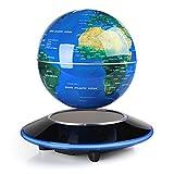 EASY EAGLE 6 Pouces Globe Teresstre Magnétique Lévitation Rotatif Lumineux Cadeau de Fête...