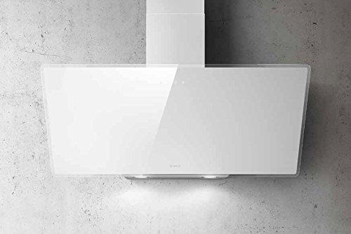 Elica Shire WH/A/90 Cappa aspirante a parete Bianco B