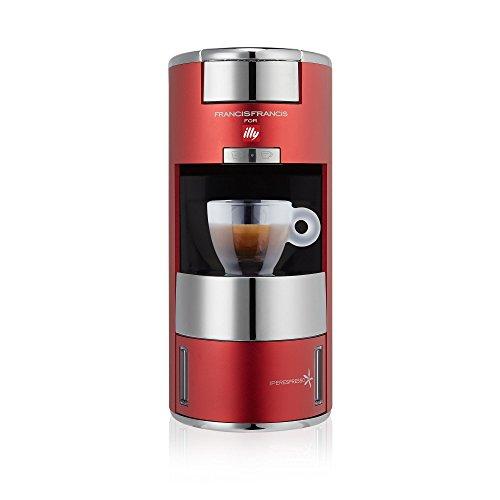 Illy iPerEspresso Home X9 Coffee and Espresso Machine