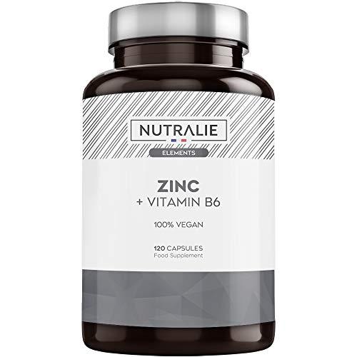 Zinc Puro Vegano Alta Dosis | Antioxidante y Contribuye al Sistema...