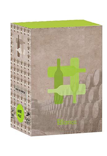 Vino Blanco Bag in Box de 15 L. BODEGA CUATRO RAYAS