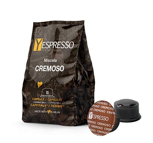240 capsule CAFFITALY compatibili (CREMOSO)
