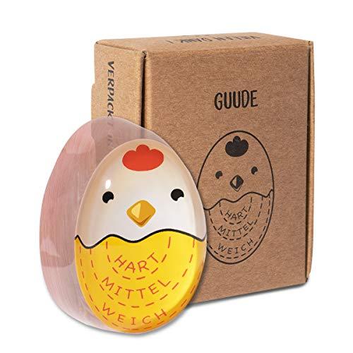 Guude Eieruhr, für ins Wasser, mit Farbwechsel, lustiger Egg Timer